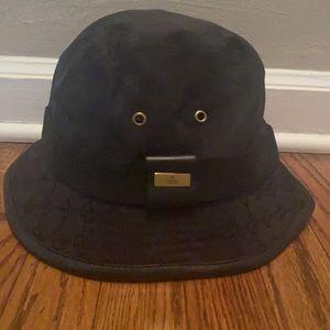 Gucci Logo Rain Hat